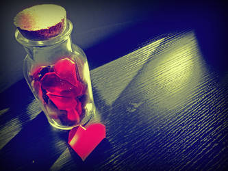 Jar of Hearts by sirithlainion