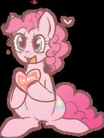 Be Mine, Valentine by lulubellct