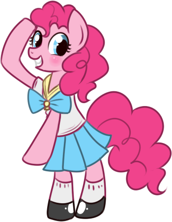 Sailor Pinkie by lulubellct