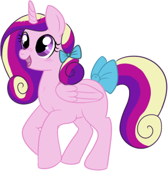 Filly Cadence by lulubellct
