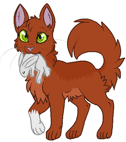 Warrior Cats Squirrelflight And Leafpool