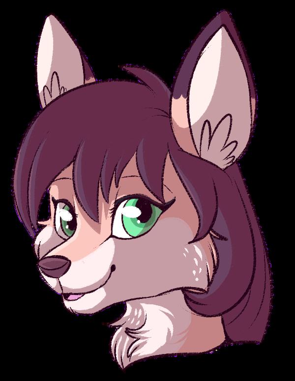 A Little Fox by lulubellct