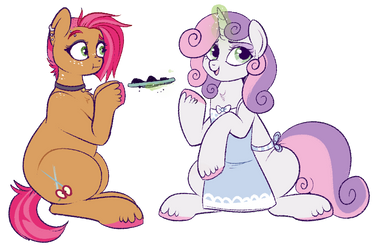 Return of the Baked Bads by lulubellct