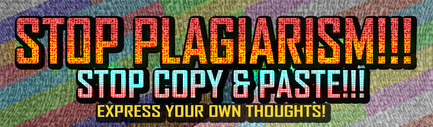 how to stop plagiarism Educators can read more about the role of assignment design when it comes to plagiarism and what they can do help prevent academic dishonesty plagiarismcheckercom this free, easy-to-use online tool compares copied-and-pasted phrases against resources found in google and yahoo users can indicate whether.