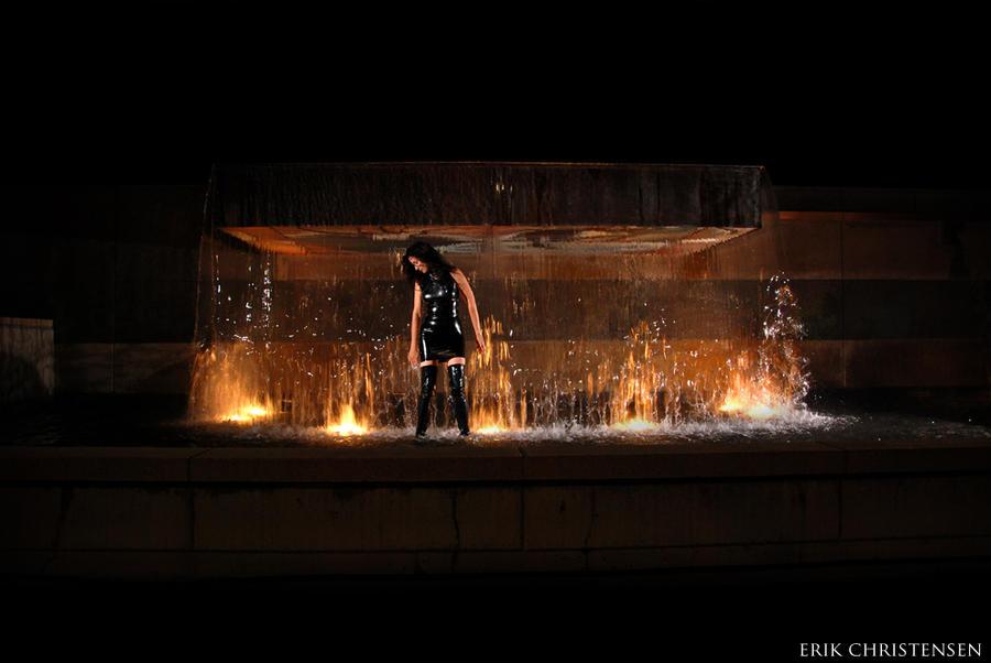 Fountain play by erikrulz