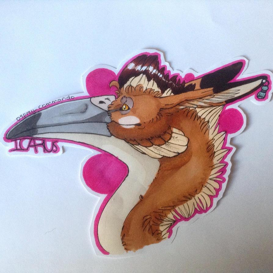 Icarus by Osprey-Commando