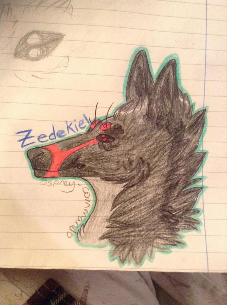 Zedekiel by Osprey-Commando
