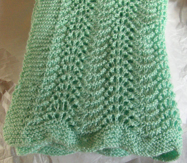 Feather And Fan Baby Blanket By Maniacscribbler On Deviantart