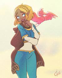 fixed Zelda and Kagooie