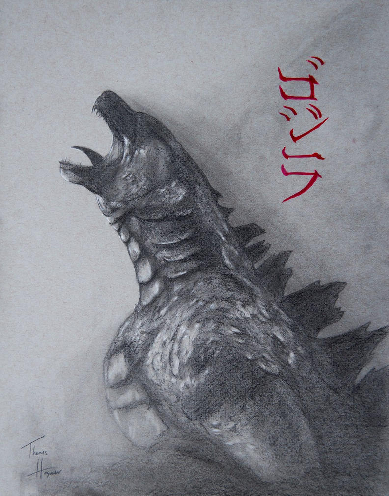 Gojira by Coolhand3011
