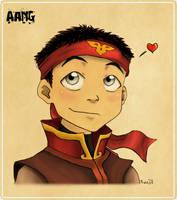 .: Aang Love :. by xblackrose137x