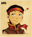 .: Aang Love :.