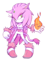 Sonic Expanse - Oliga the Naiive by Cylent-Nite