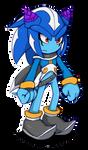 Core the Seedrian (Metal Sonic)
