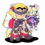Shadow the Hedgehog - Anima and Animus