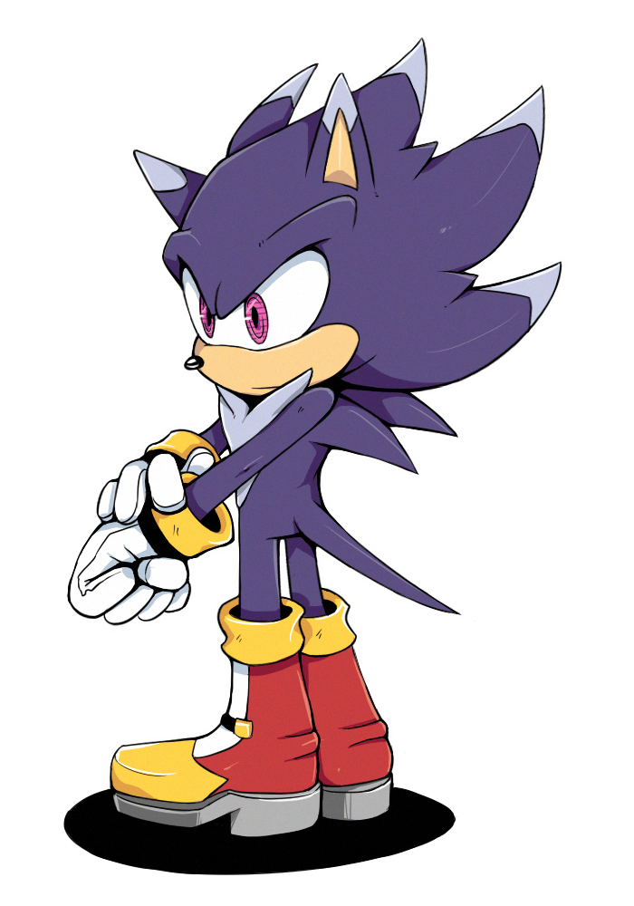 Project Faust - Solar the Tenrec by Cylent-Nite