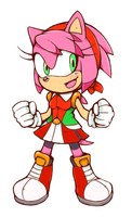 Makeover - Amy Rose
