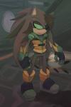 Sonic Origins - Olgilvie Parlouzer