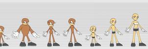 Sonic Character - Base Set + [Sonic Expanse] Lore