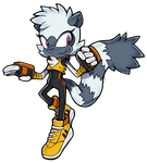 Tangle the Lemur - SA Style