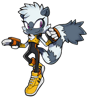 Tangle the Lemur - SA Style