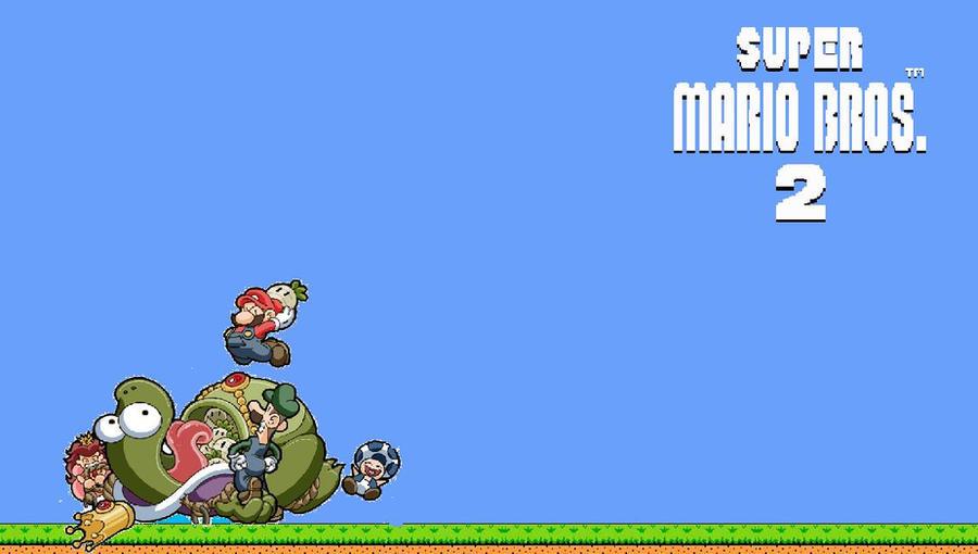 New Super Mario Bros Flash 2 Hacked