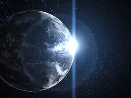 Planet 1 by MGandi