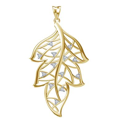 Oak leaf pendant by vorrafashion by vorrafashion on deviantart oak leaf pendant by vorrafashion by vorrafashion aloadofball Image collections