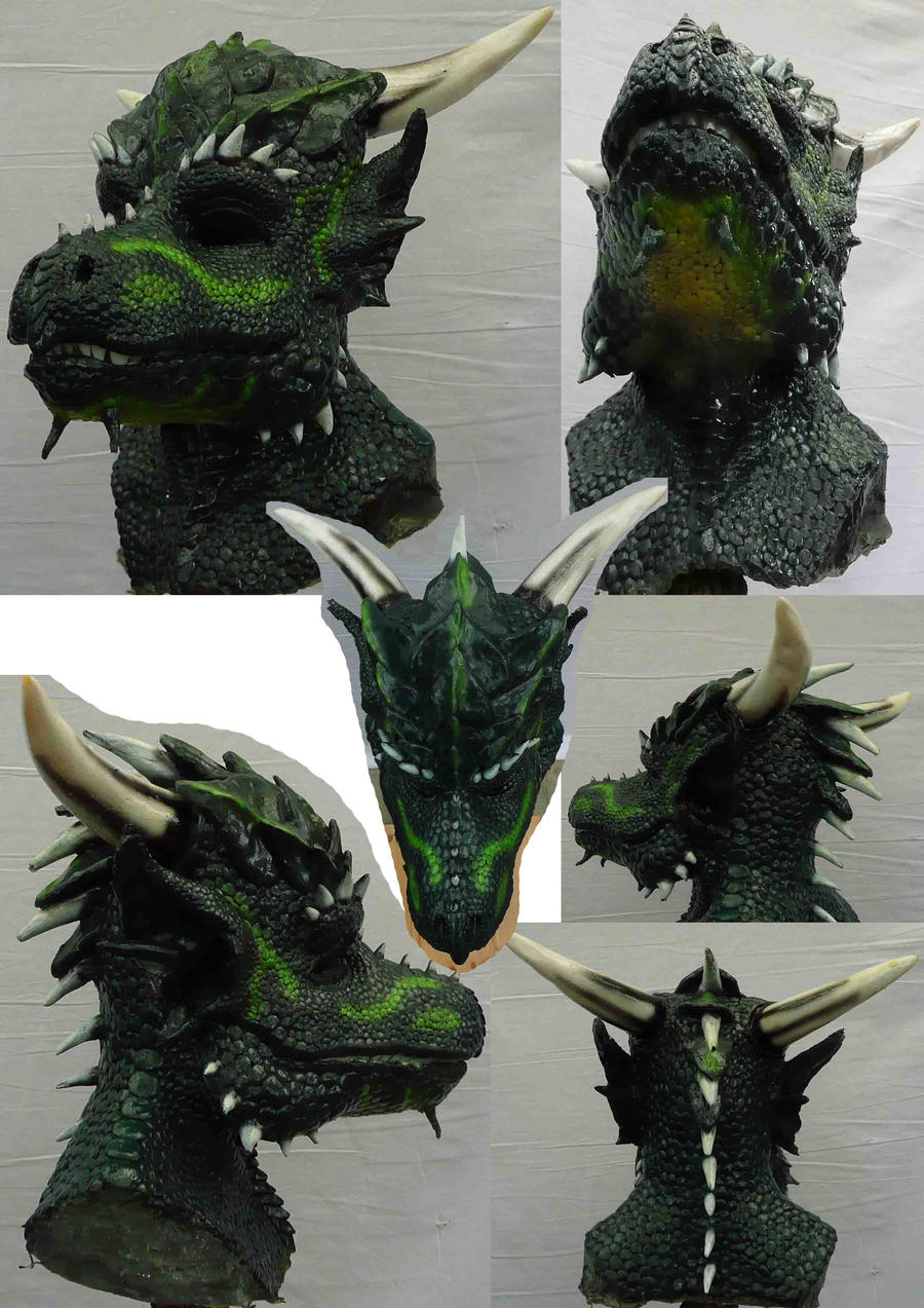 Drako green by Arooki