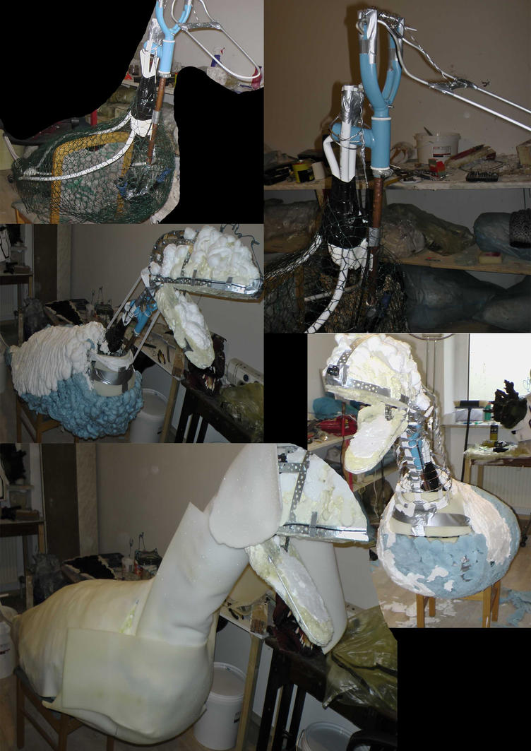 Raptor producing process by Arooki