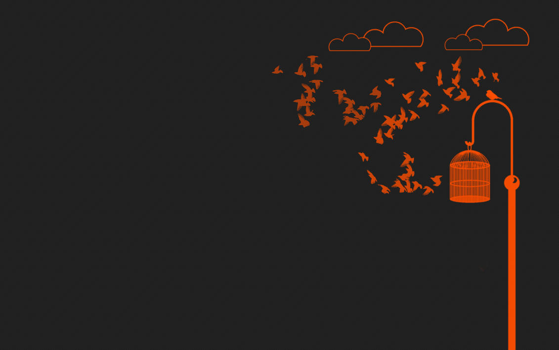 orange gray 6 by vivaelhuano