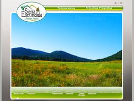 Sierra Escondida by vivaelhuano