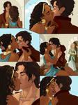 Forging Royals Comic