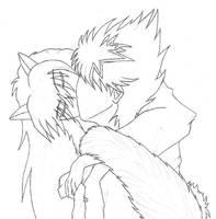 Foxy - Youko Kurama and Hiei