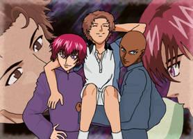 PoT - Jackal, Marui, and Jirou