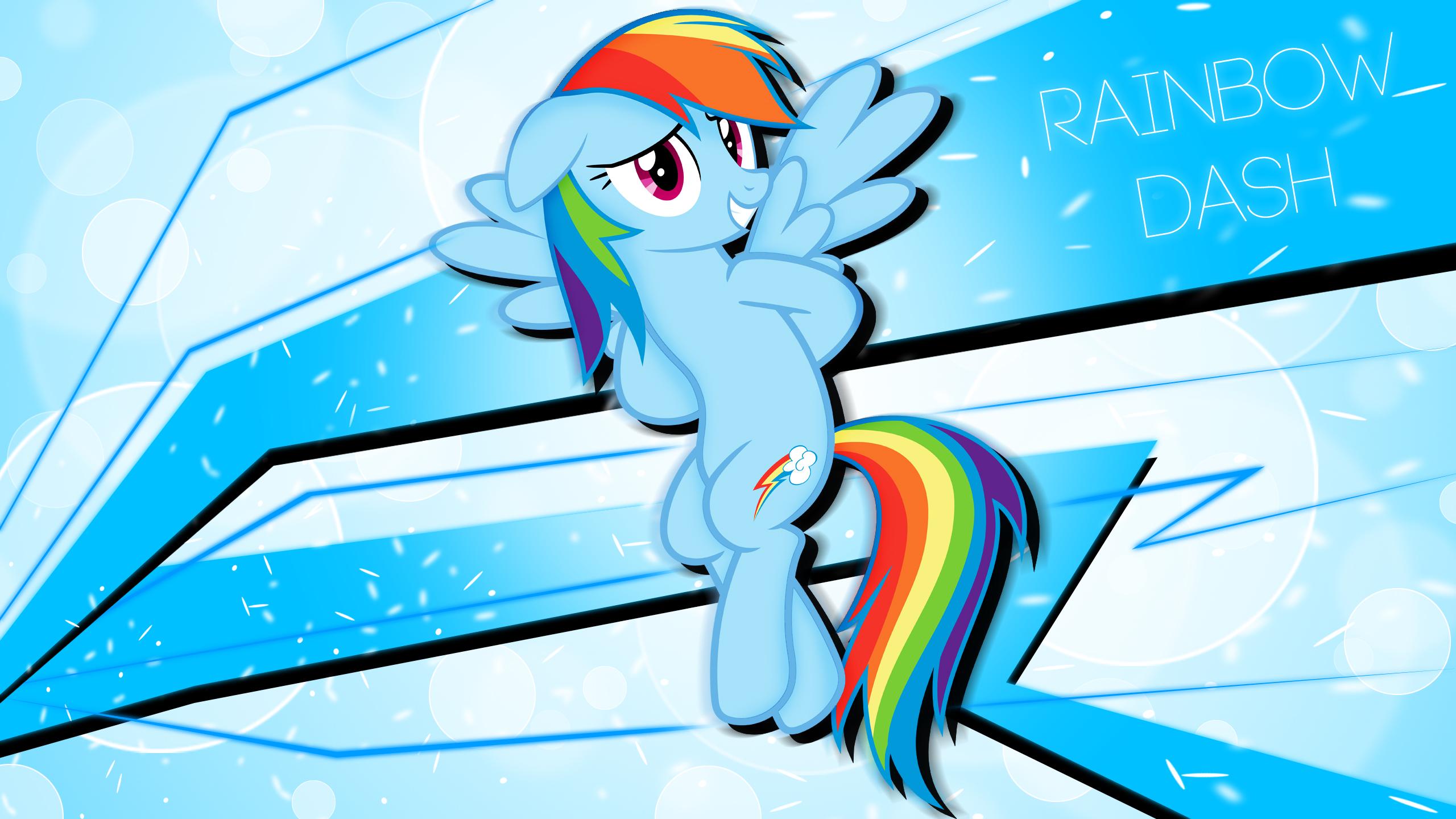 Rainbow Dash Wallpaper 1080p