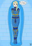 Elsa mummified