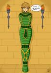 Link mummified