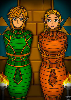 The mummies of Hyrule