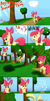 Apples are the Sweetest Thing by ParadigmPizza