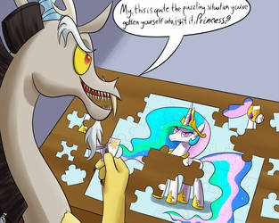 ATG Day 15: Puzzled by ParadigmPizza