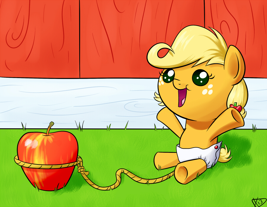 Baby's First Lasso by ParadigmPizza