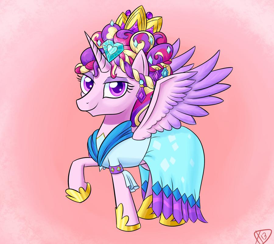 Crystal Princess by ParadigmPizza