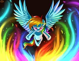 Flash Fire by ParadigmPizza