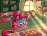 BronyCon 2013 Print: Pinkie Pie