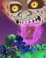 Stopping a Terrible Fate by ParadigmPizza
