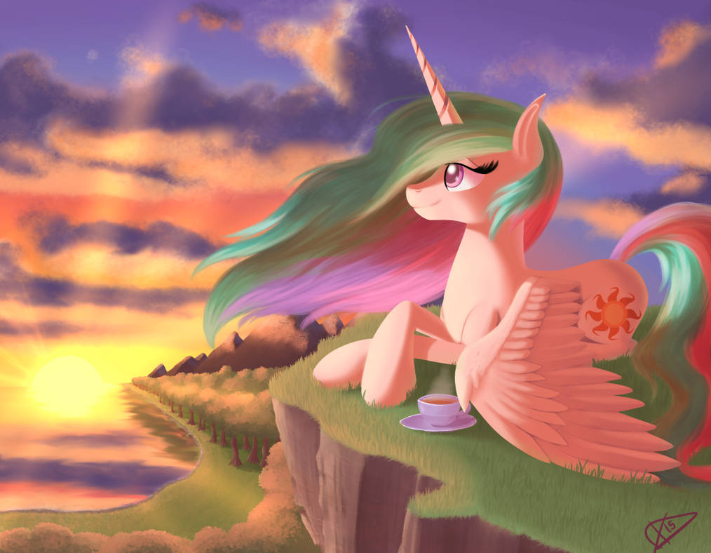 Suns Rest by ParadigmPizza
