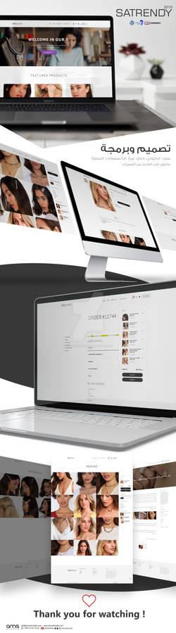 Website | Satrendy Store