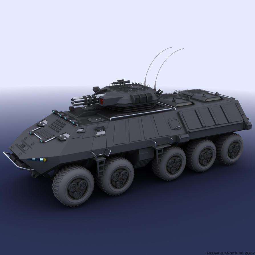 TZ41-TYR TZAR -RMSV- view 1 by TDBK