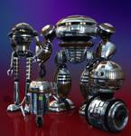 My Team -ROBOTS-